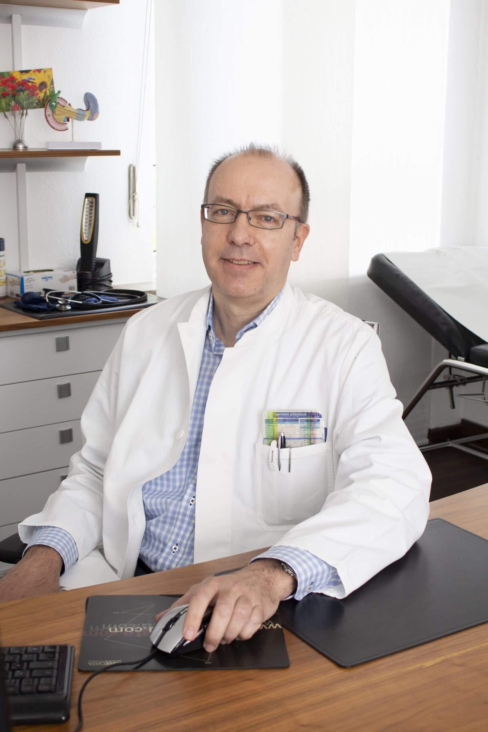 Dr. med. Ulrich Vierkant