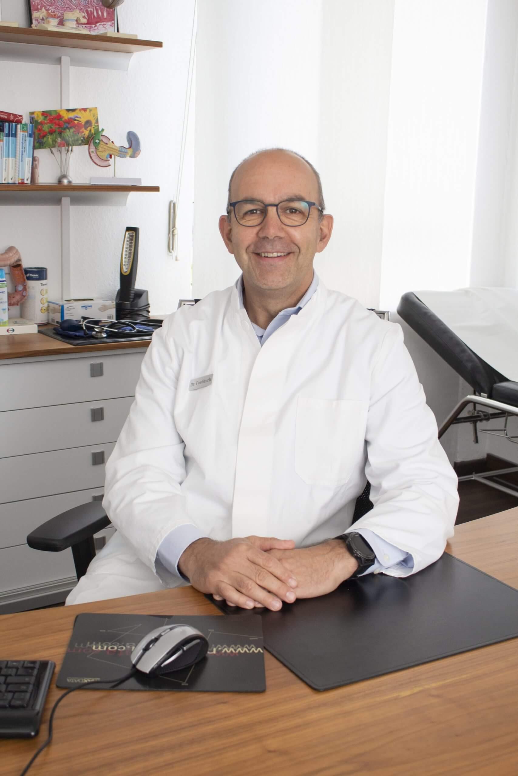 Dr. med. Hans-Peter Fostitsch